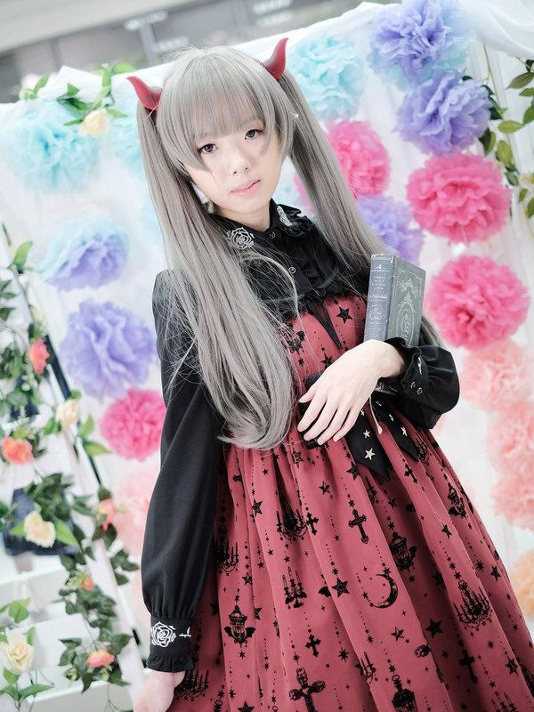 Linlin の「Lolita」をテーマにしたファッションです。(2018/04/16)