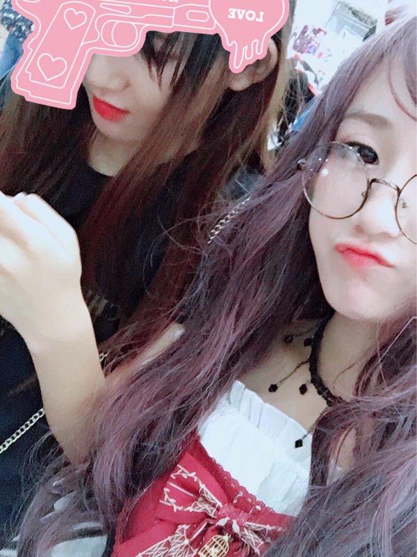 是你可爱的彤彤呀の「Lolita」をテーマにしたファッションです。(2018/04/17)