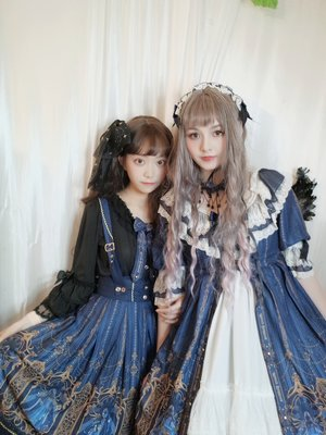 Sayumi_Natashaの「Lolita fashion」をテーマにしたファッションです。(2018/04/17)