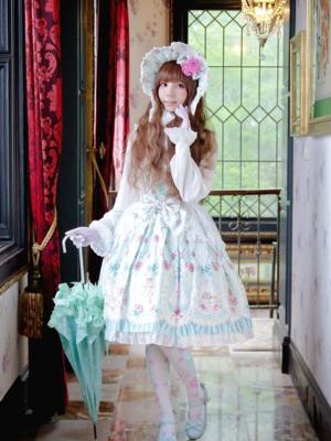 置鮎楓の「Umbrella」をテーマにしたファッションです。(2018/04/17)