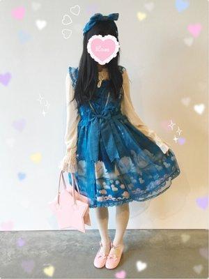 Kuroeko's 「Angelic pretty」themed photo (2016/12/18)