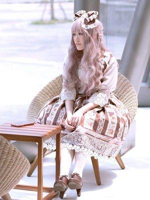 Aricy Mist 艾莉鵝の「Lolita」をテーマにしたファッションです。(2018/04/18)