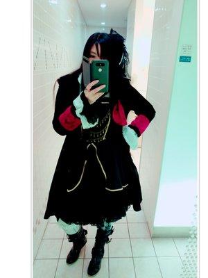 是蝶華以「Gothic Lolita」为主题投稿的照片(2018/04/19)