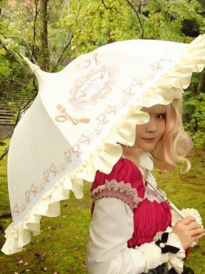 望月まりも☆ハニエルの「Umbrella」をテーマにしたファッションです。(2018/04/19)