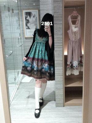 Rokko2501の「ALICE and the PIRATES」をテーマにしたファッションです。(2018/04/20)