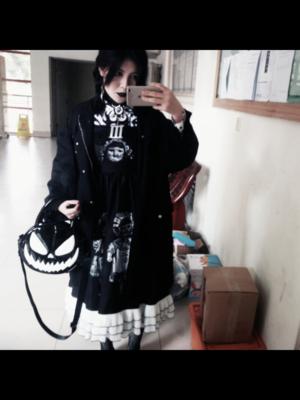 Rokko2501の「Creppy Cute」をテーマにしたファッションです。(2018/04/20)