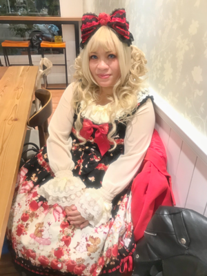 喵小霧's 「harajuku-coordinate-contest-2018」themed photo (2018/04/22)