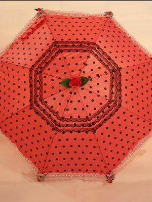 Qiqiの「Umbrella」をテーマにしたファッションです。(2018/04/22)