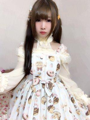 mareka@まれか(୨୧•͈ᴗ•͈)◞の「Angelic pretty」をテーマにしたファッションです。(2016/12/28)