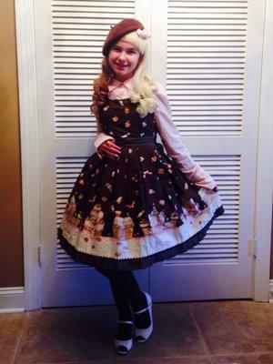 PrincessKather's 「Angelic pretty」themed photo (2017/01/02)