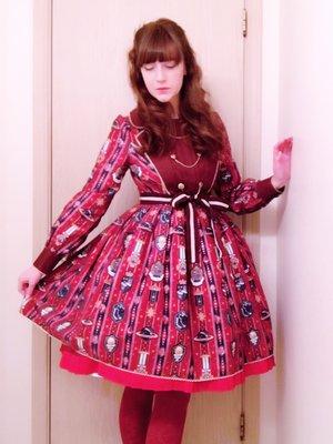 Serakuma's 「Angelic pretty」themed photo (2017/03/03)