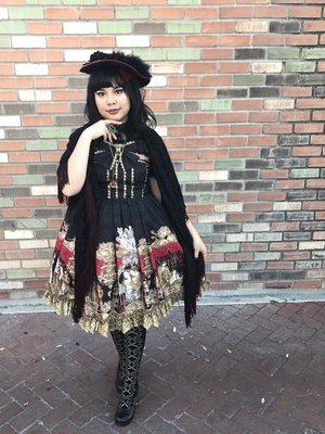 doitforthefrill 's 「Classic Lolita」themed photo (2017/03/26)