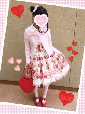 Kuroeko's 「Angelic pretty」themed photo (2017/04/16)