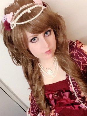 I feel like a princes!  姫の...