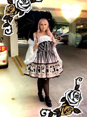 Momona's 「Angelic pretty」themed photo (2017/05/07)
