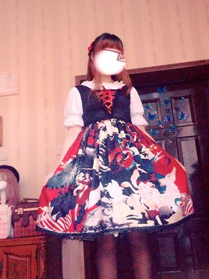 是番石榴_以「和风Lolita」为主题投稿的照片(2017/05/10)