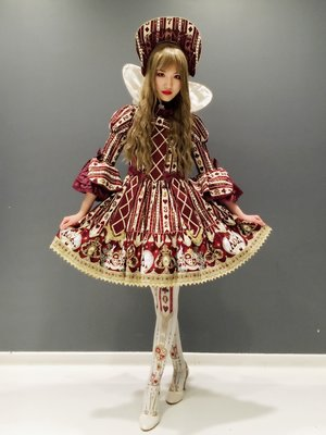 是Ultramarine以「Angelic pretty」为主题投稿的照片(2017/05/13)