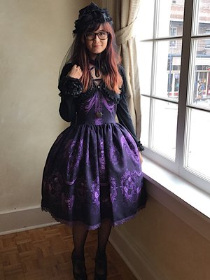 TheRabbitPrincess's 「Gothic Lolita」themed photo (2017/05/16)