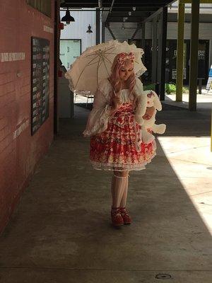 Momona's 「Angelic pretty」themed photo (2017/05/17)