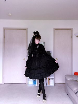 Serakuma's 「Gothic」themed photo (2017/06/04)