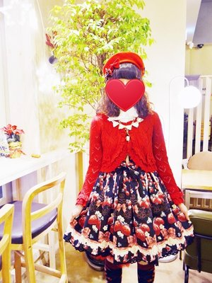 Alpacaの「BABY THE STARS SHINE BRIGHT」をテーマにしたファッションです。(2017/06/05)