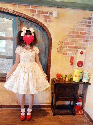 Alpacaの「Angelic pretty」をテーマにしたファッションです。(2017/06/05)