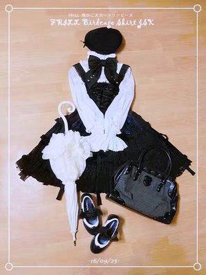 ByakuyAの「h.naoto」をテーマにしたファッションです。(2017/06/08)