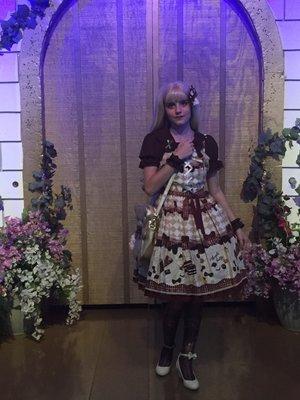 Candybows's 「international lolita day」themed photo (2017/06/08)