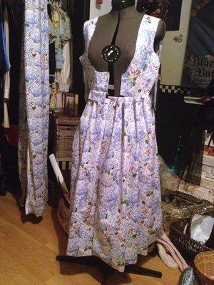 Rose Royaleの「Flowers」をテーマにしたファッションです。(2017/06/09)