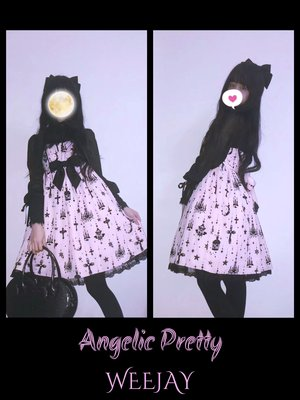 WeeJay_V_みく♡の「AngelicPretty」をテーマにしたファッションです。(2017/06/12)