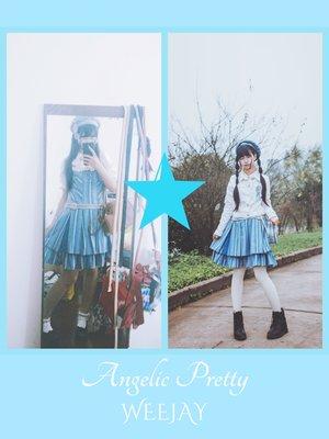 WeeJay_V_みく♡の「AngelicPretty」をテーマにしたファッションです。(2017/06/13)