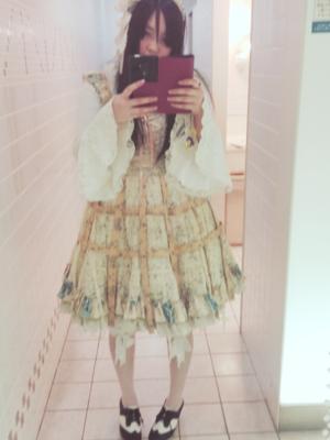 蝶華の「ロリィタ」をテーマにしたファッションです。(2017/06/14)