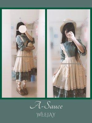 WeeJay_V_みく♡の「A-Sauce」をテーマにしたファッションです。(2017/06/17)