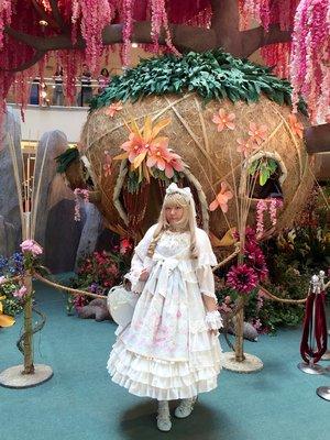 Aiko's 「Babyssb」themed photo (2016/07/15)