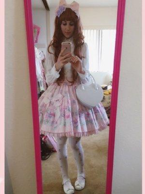 是Rikki Rachel以「Angelic pretty」为主题投稿的照片(2016/07/15)
