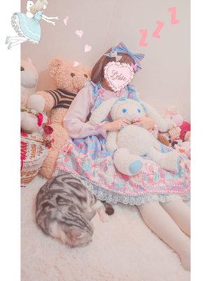 奈奈兔~の「AngelicPretty」をテーマにしたファッションです。(2017/06/21)