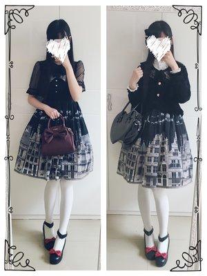 Hitomiのファッションです。(2017/06/29)