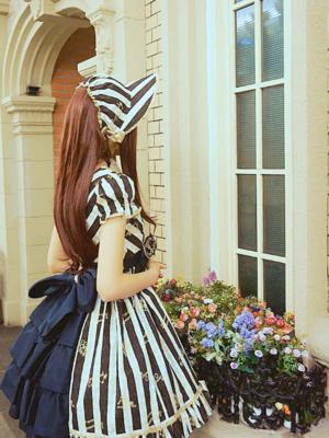 你喜欢后蛋糕款式的裙子吗?我超喜欢的(灬ºωº灬) ...
