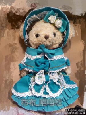 布子の「BABY」をテーマにしたファッションです。(2017/07/04)
