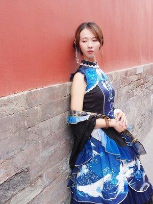 麋鹿鹿's 「華ロリ」themed photo (2017/07/07)