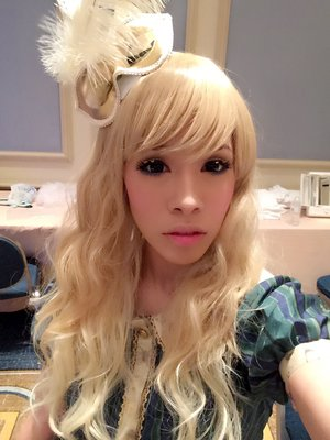 是Rose Usagi以「Classic Lolita」为主题投稿的照片(2016/07/17)