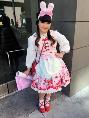 Angelic Pretty USA mini pa...