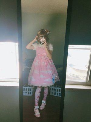 雛の「AP」をテーマにしたファッションです。(2017/07/23)