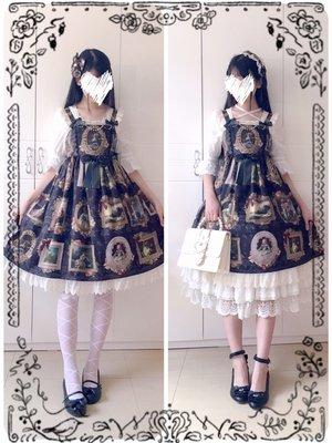 Hitomiの「Classical Lolita」をテーマにしたファッションです。(2017/07/23)