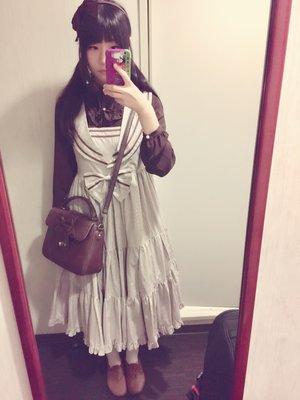 kikinayukiの「PhysicalDrop」をテーマにしたファッションです。(2017/07/30)