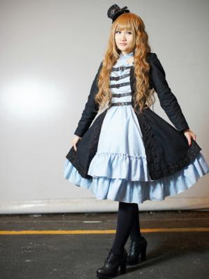 Yoru Himeの「Neoludwig新路德维希」をテーマにしたファッションです。(2017/07/31)