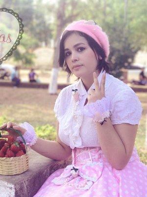 Lolita Handmade Skirt  Pin...