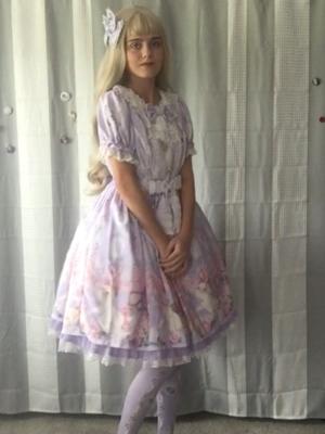 I got this dress for my bi...