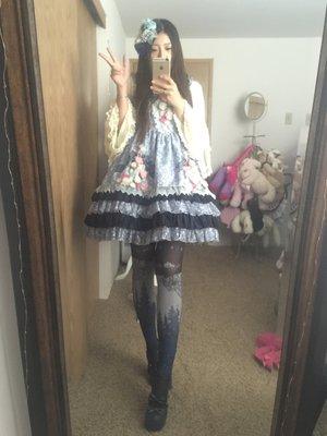 是princesskitty以「Classic Lolita」为主题投稿的照片(2016/07/19)