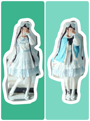 Sweet Alice Set~ ꒰⑅•ᴗ•⑅꒱